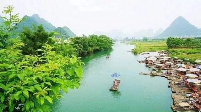 谁说桂林山水美?那是你没遇洪水!避坑指南教你正确游览桂林