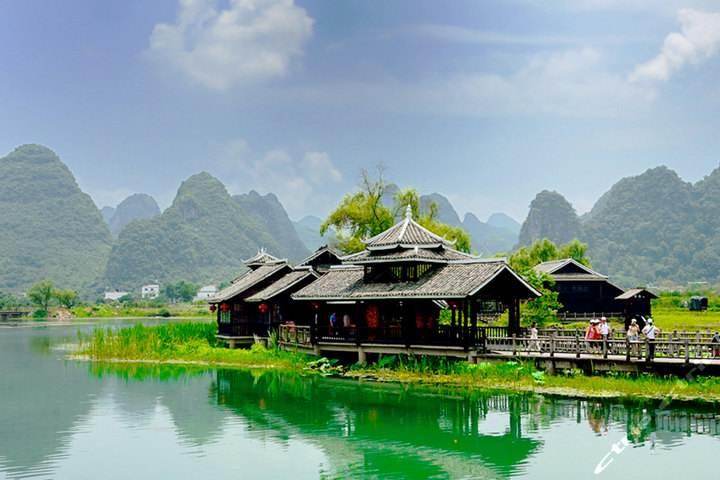 桂林自助游攻略,教你躲开各种景区的坑