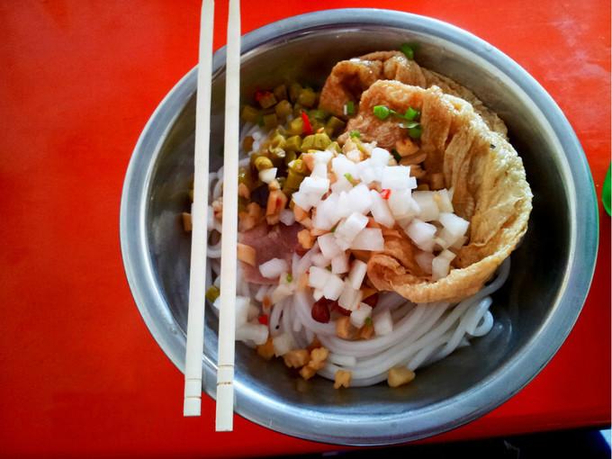 桂林旅游攻略,吃货们冲呀