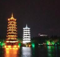 桂林旅游景点推荐,总有一款是你喜欢的!