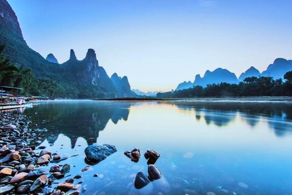头条 | 来桂林阳朔这样玩,漓江最精华的美景都打卡了!