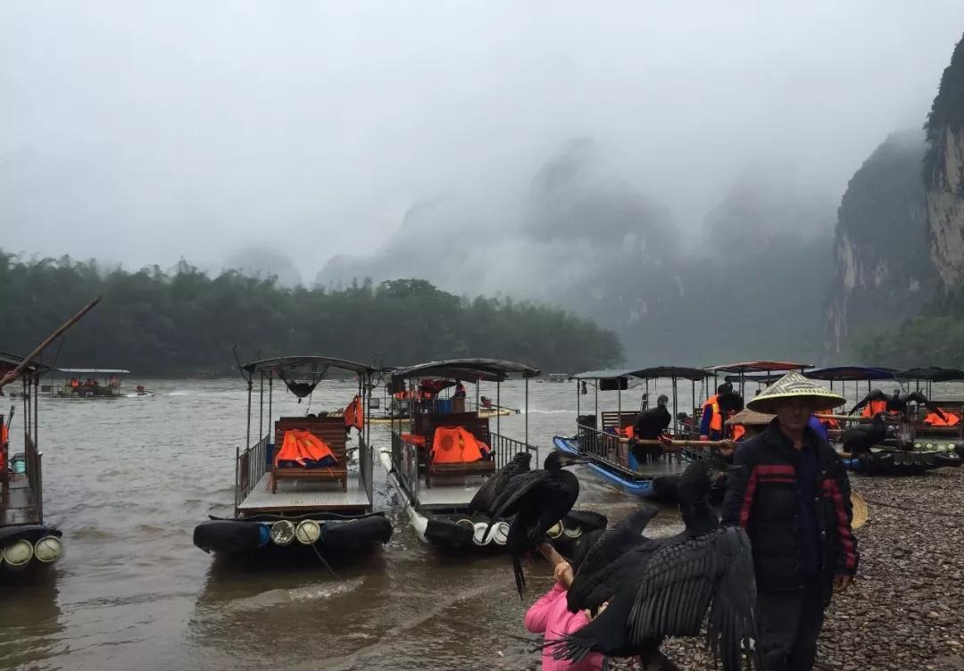 广西阳朔3天2夜旅游攻略,告诉你什么才叫烟雨漓江