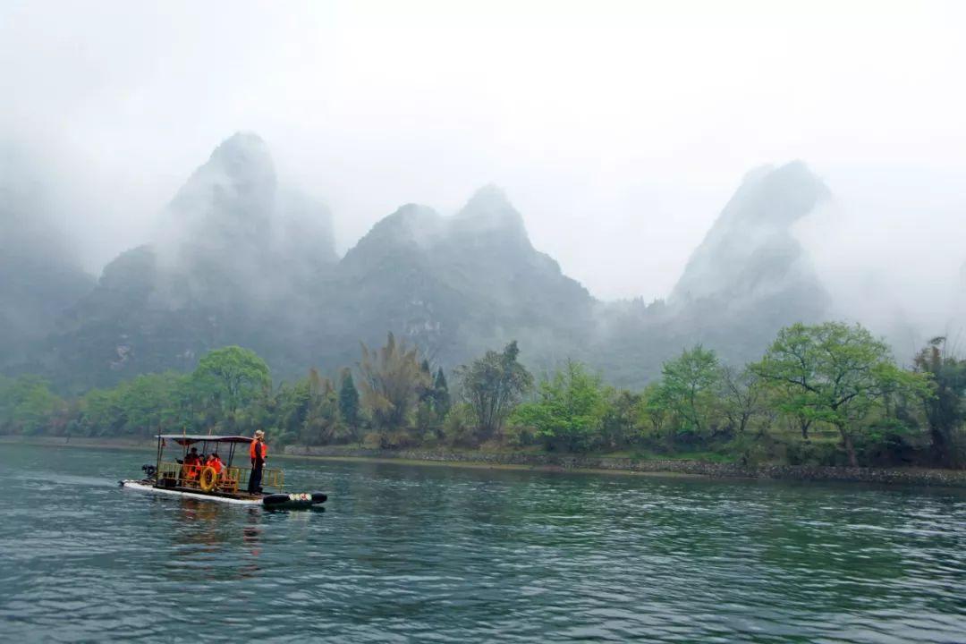 来一场说走就走的旅行,记桂林阳朔一日游