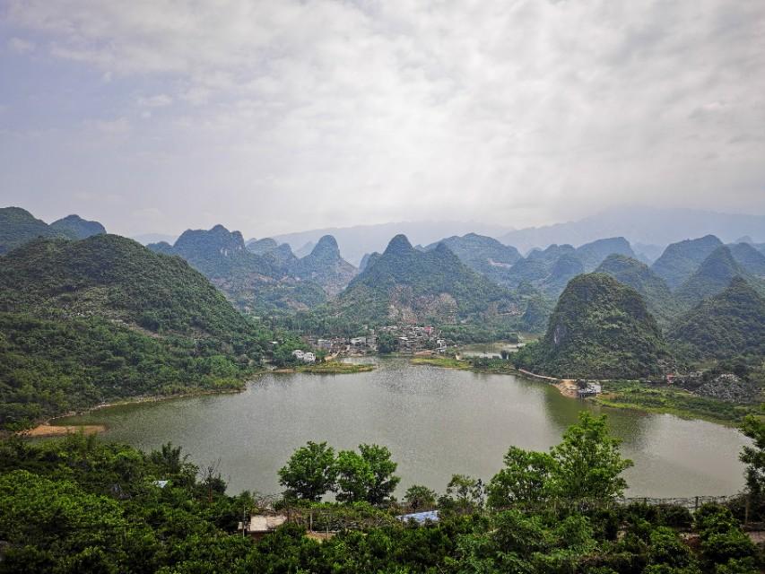 兴坪西塘水库!